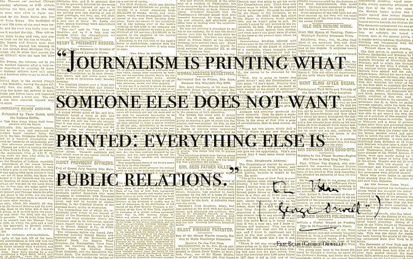 Journalismus und Public Relation