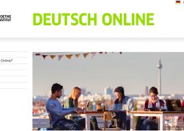 Review khóa học tiếng Đức online của viện Goethe